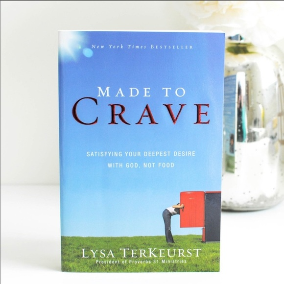 Other - Made to crave book